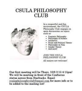 CSULA Philosophy Club